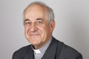 05 novembre 2011 : Mgr Jean Yves RIOCREUX, évêque de Pontoise. Conférence des Evêques de France, Lourdes, France.