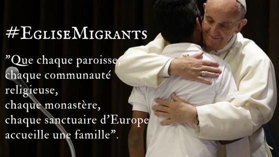 Accueil des migrants