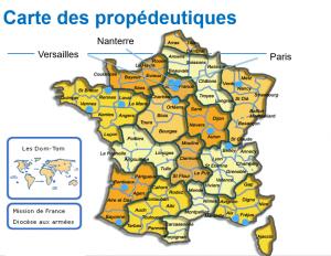 Carte propédeutique
