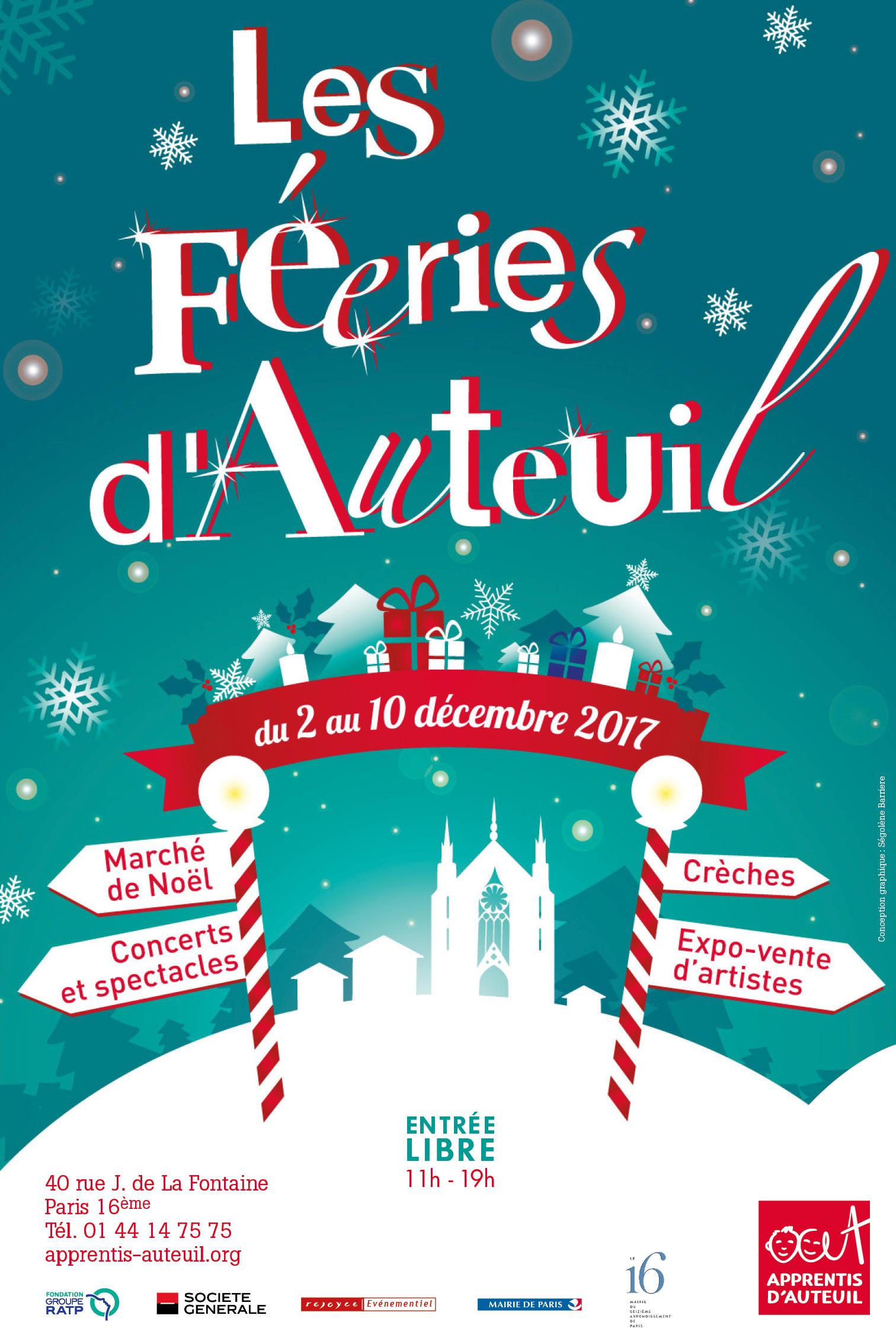 Féeries d'Auteuil 2017