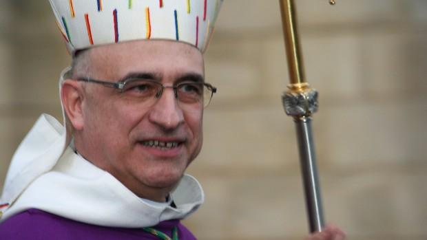 Mgr Nicolas Souchu
