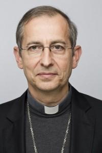 05 novembre 2012 : Mgr Thierry SCHERRER, évêque de Laval depuis 2008. Conférence des Evêques de France, France   November 5 th, 2012 : Thierry SCHERRER, bishop of Laval (France)