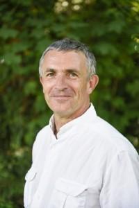 25 mai 2017 : Arnoult BOISSAU, nouveau président de la Délégation Catholique pour la Coopération (DCC). Jambville (78), France.