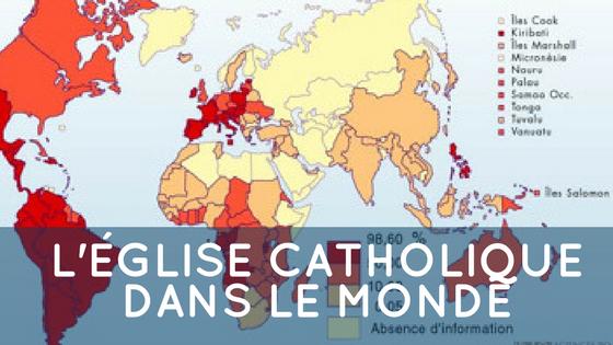 Eglise catholique dans le monde