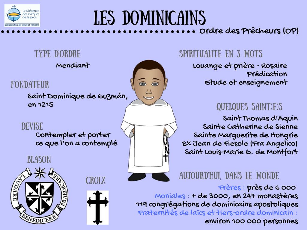 LES DOMINICAINS