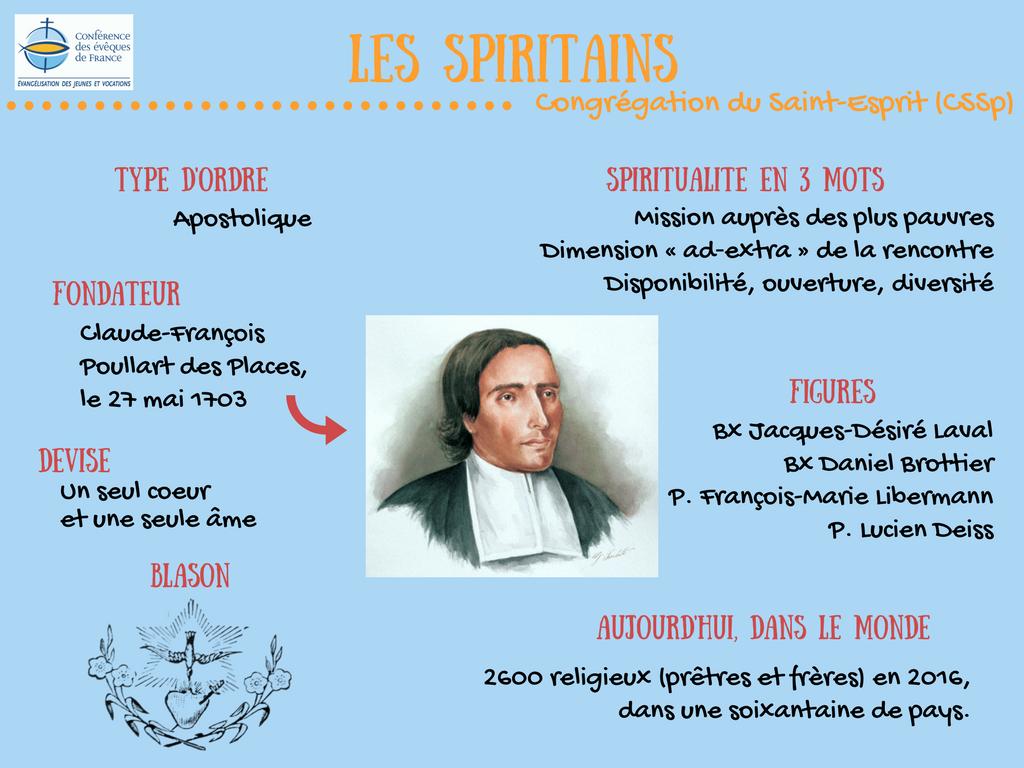 LES SPIRITAINS