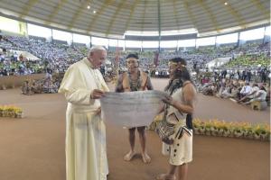 Pape-Amazonie