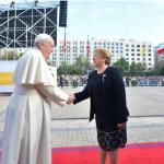 Pape et Bachelet