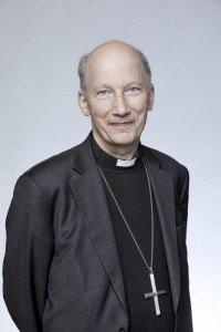3 novembre 2017 : Portrait de Mgr Pierre D'ORNELLAS, archevêque de Rennes, Dol et Saint-Malo. France.