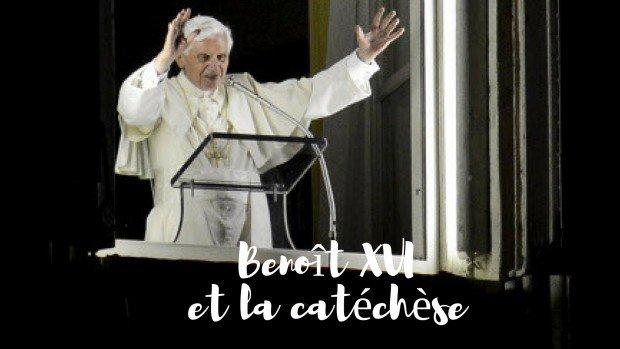 Benoit XVI et la catéchèse
