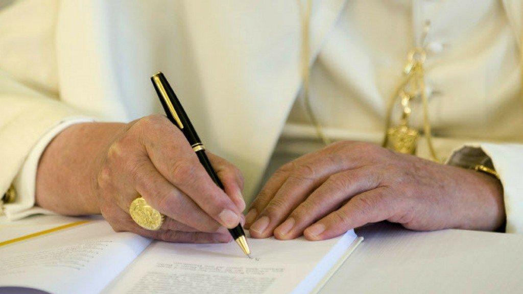 Encycliques du pape Benoît XVI-1