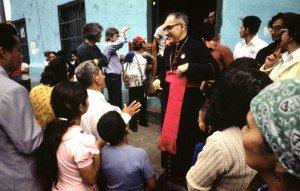 OSCAR-AMULFO ROMERO Y GALDAMEZ - ARCHEVEQUE DE SAN SALVADOR (SALVADOR) (1977 - 1980) NE: 1917 - PRETRE: 1942 - EVEQUE: 1970 (AUX. SAN SALVADOR, PUIS DE SANTIAGO DE MARIA) - ASSASSINE LE 24 MARS 1980