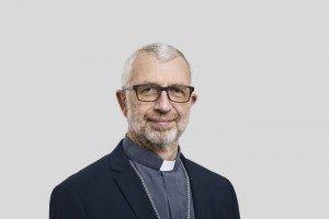 4 octobre 2016 : Mgr Bertrand LACOMBE, évêque auxiliaire de Bordeaux, France.