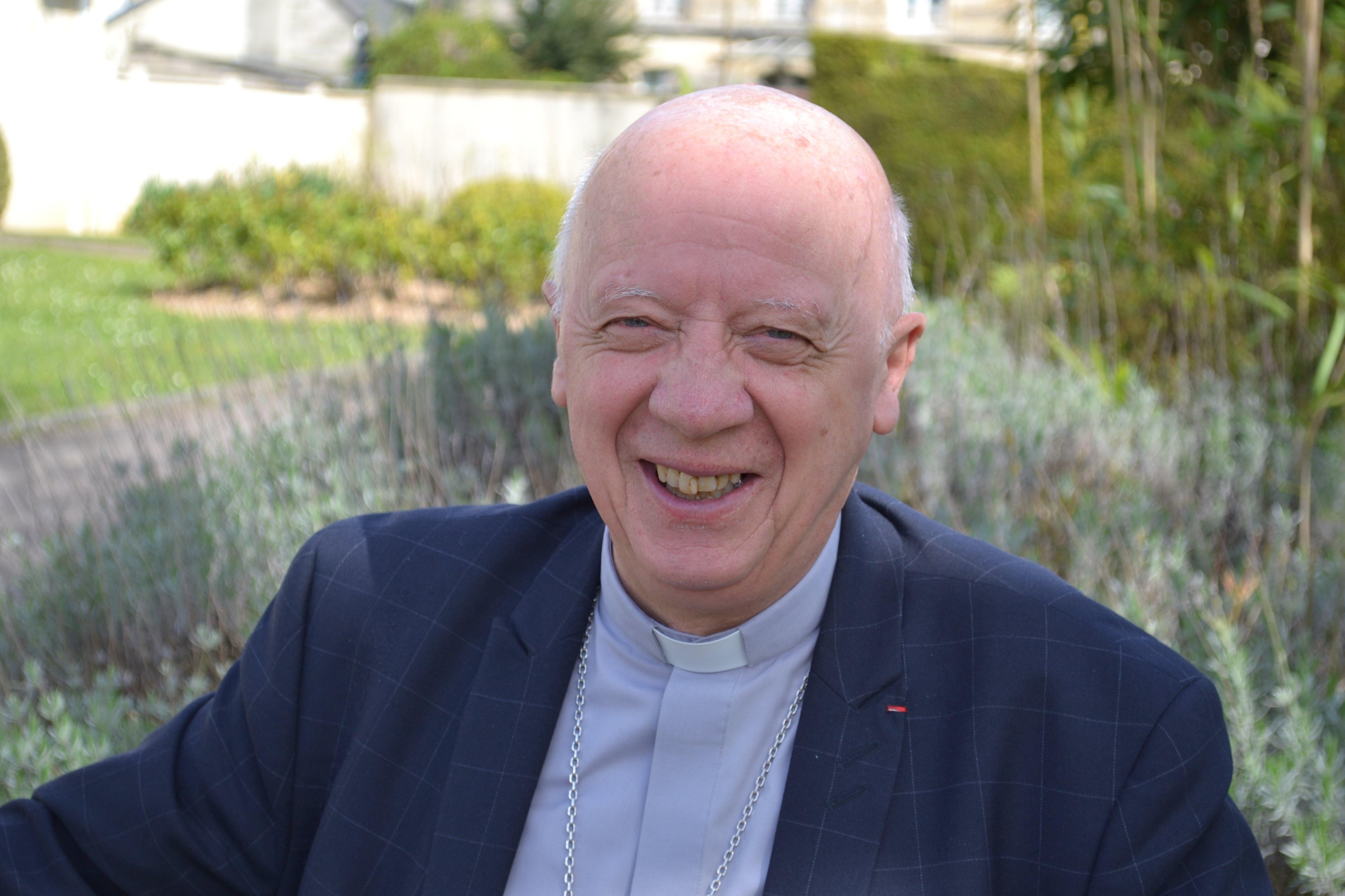 Monseigneur Jean-Claude Boulanger