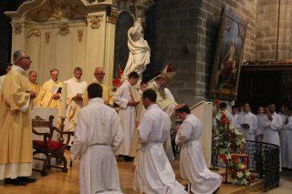 Ordinations dans le diocèse de Vannes (Juin 2017)