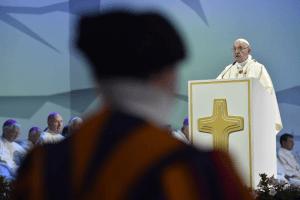 Pape messe Suisse