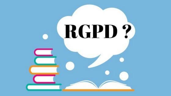 RGPD - glossaire