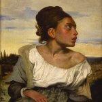 Eugène_Delacroix-Jeune_orpheline_au_cimetière