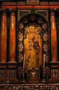 Sainte Marie de la Antigua