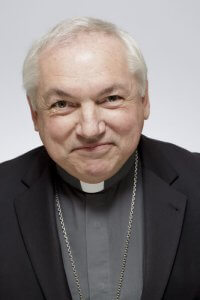28 janvier 2015 : Mgr Jean-Marc AVELINE, évêque de Marseille. France. January 28th, 2015: Bishop of Marseille. France.