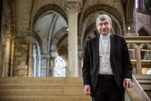 14 octobre 2016 : Portrait de Mgr Pascal DELANNOY, évêque de Saint-Denis (93), France