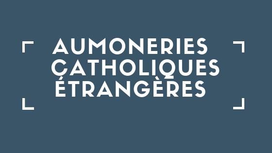 guide numérique - aumoneries catholiques etrangeres