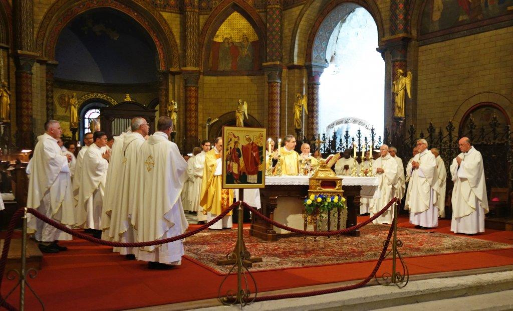 Fête de Solminihac - diocèse de Cahors