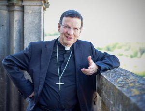 Mgr Benoît Rivière