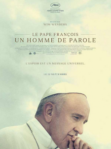 Pape François Wim Wenders