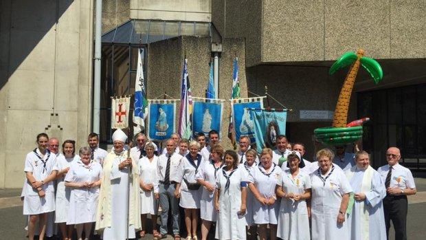 Jeunes hospitaliers de Lourdes