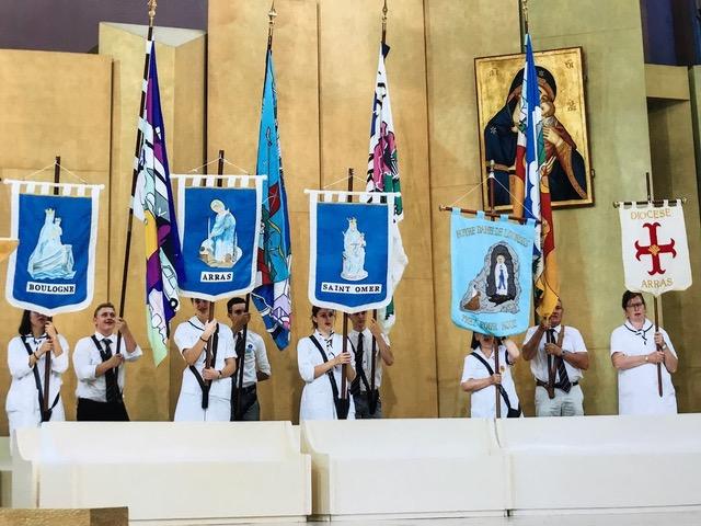 CEF - Focus sur le diocèse d'Arras - Jeunes hospitaliers4