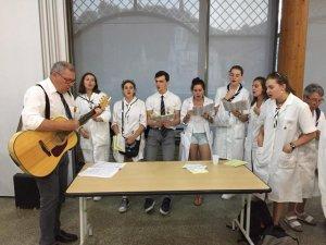 CEF - Focus sur le diocèse d'Arras - Jeunes hospitaliers7