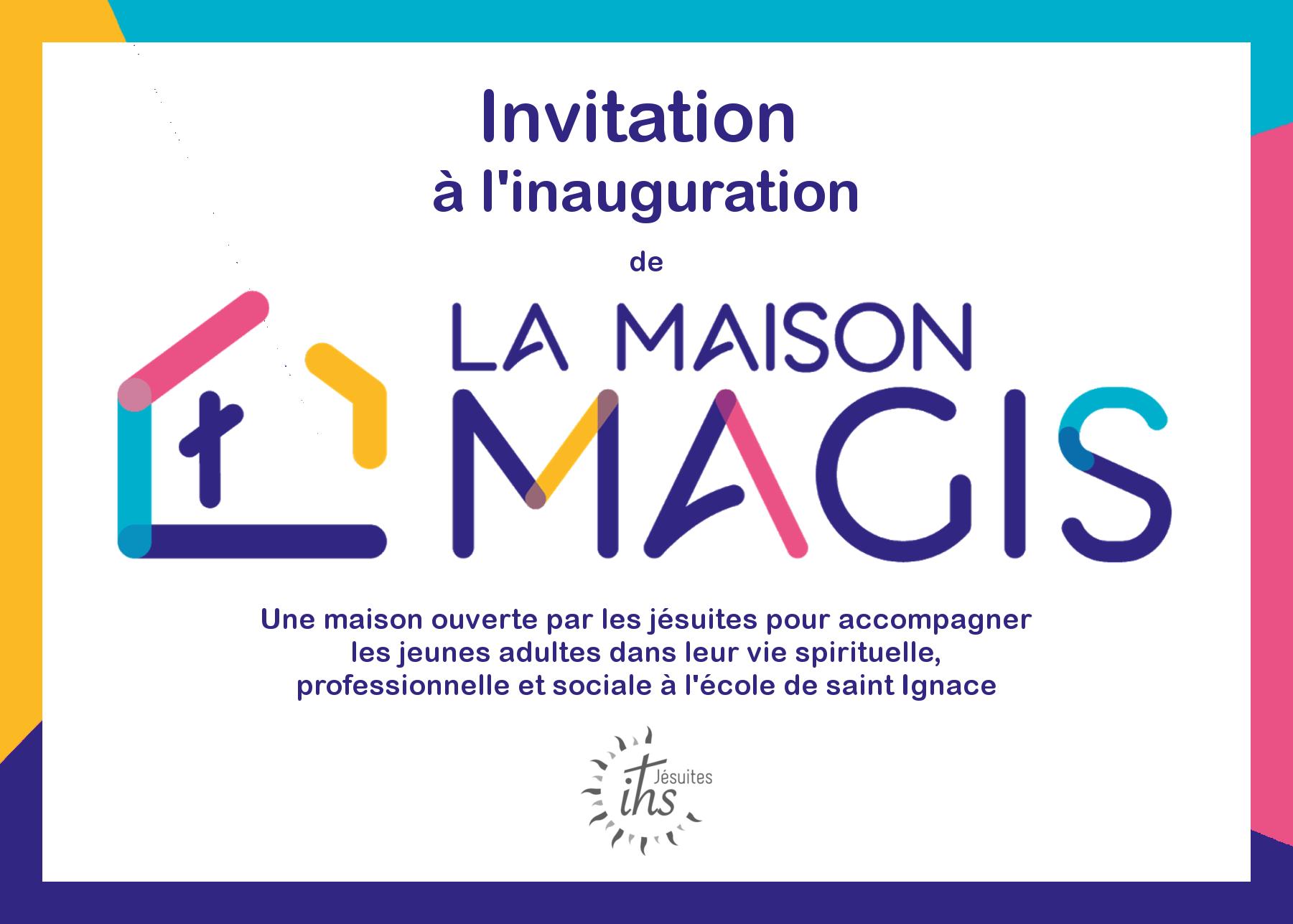 Carton Inauguration Maison Magis - 12 oct - recto