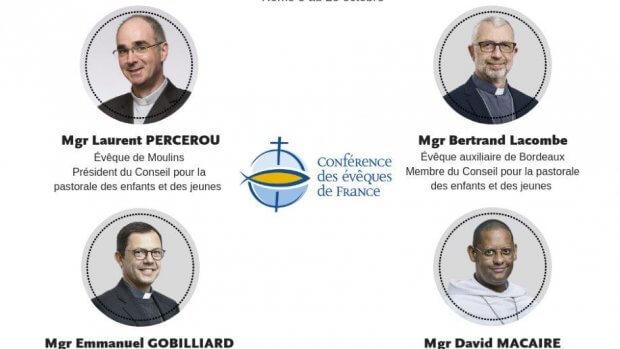 Évêques français délégués au synode(3)