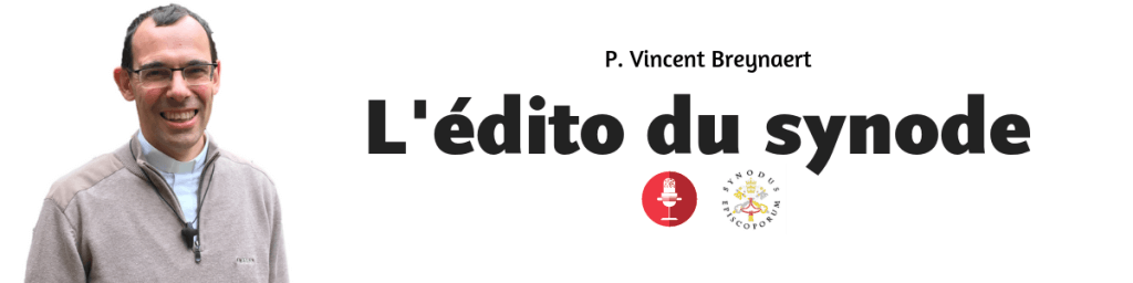 L'édito du synode(2)
