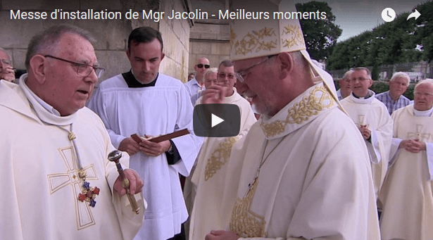 Messe d'installation Jacolin