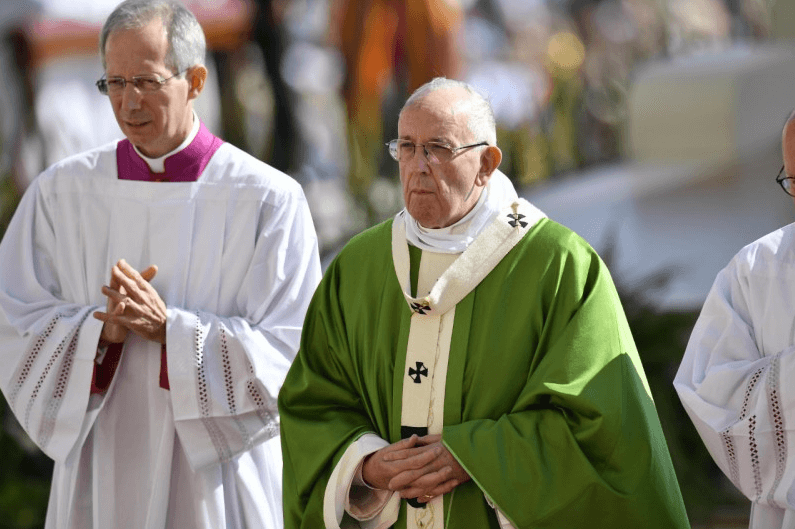 Synode des jeunes Pape-synode-2