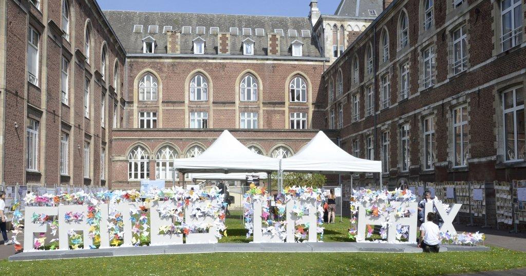 Samedi 21 avril 2018 - Maison des amis de la paix - (Photos Diocèse de Lille)1