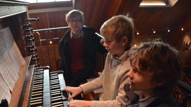 Stage orgue Arras