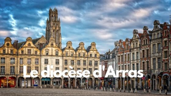 Le diocèse d'Arras