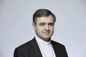 3 novembre 2017 : Portrait de Mgr Antoine de ROMANET, évêque aux armées françaises. France.