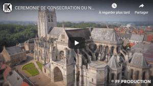 mobilier liturgique d'Arras