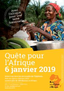 Quête pour Afrique
