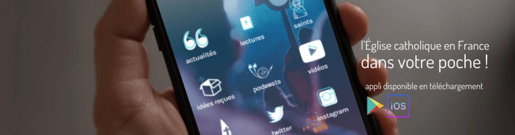 Valorisation appli mobile 2020 - bandeau site