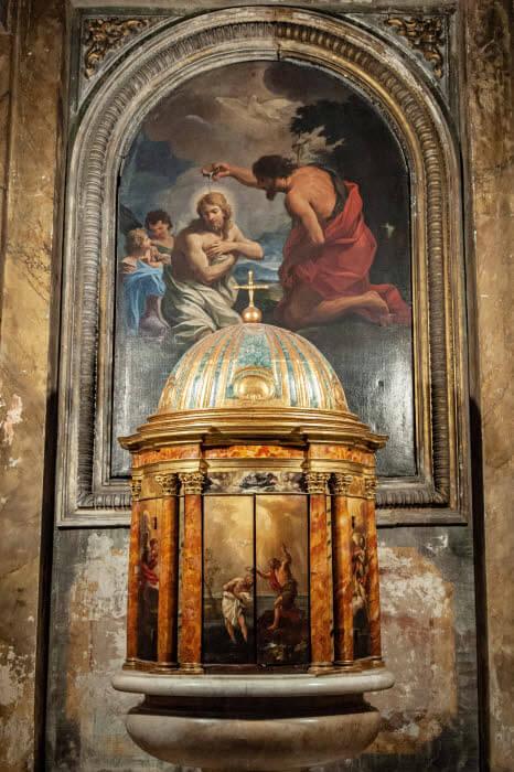 Le Baptême de JESUS le 12 janvier 2020 Ciric_369374