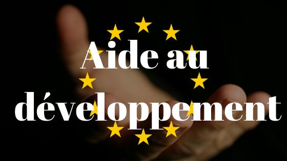 aide au développement (assombrie)
