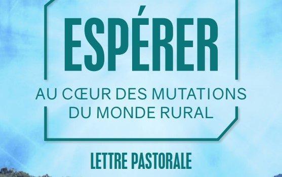 lettre pastorale monde rural
