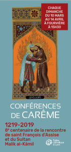 Conférences carême