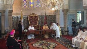 Le Pape François et le Roi du Maroc signent un appel pour Jérusalem