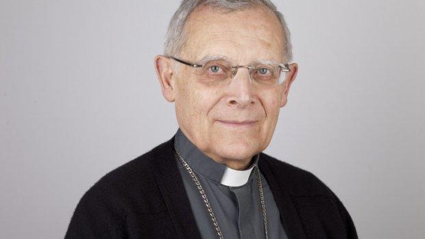 Décès de Mgr Albert-Marie de Monléon, o.p., évêque émérite de Meaux